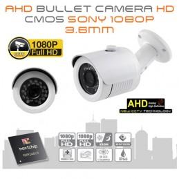 Telecamera Bullet AHD 1080p...