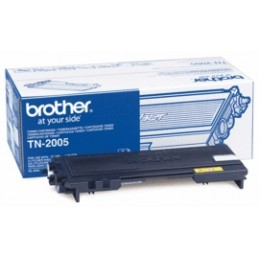 Toner BROTHER TN-2005 Nero...