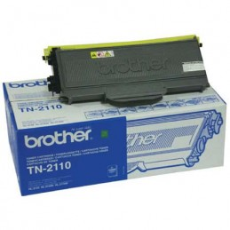 Toner BROTHER TN-2110 Nero...