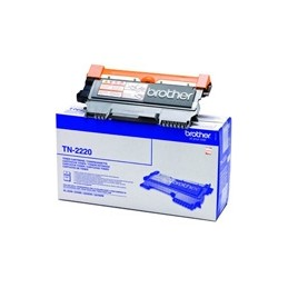 Toner BROTHER TN-2210 Nero...