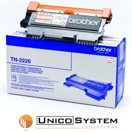 Toner BROTHER TN-2220 Nero...