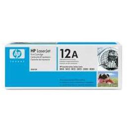 Toner HP 12A Nero Q2612A - 2K