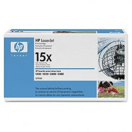 Toner HP 15X Nero C7115X -...