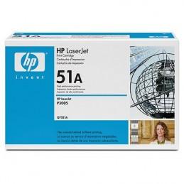 Toner HP 51A Nero Q7551A -...