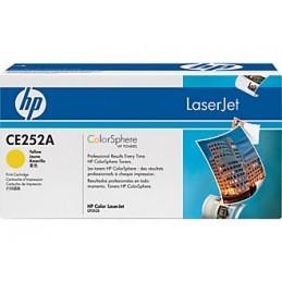Toner HP CE252A Giallo - 7K