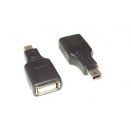 Adattatore USB AF in MINI 5P