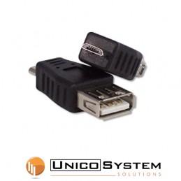 Adattatore USB da Femmina a...