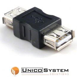 Adattatore USB Femmina Femmina