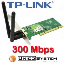 Adattatore WiFi PCI 300M...