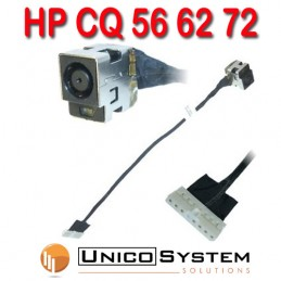 DC Power HP CQ62 G56 G62...