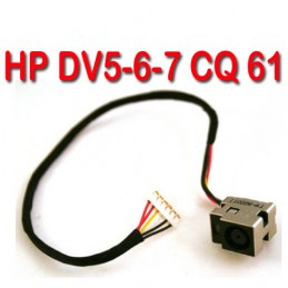 DC Power HP DV5 DV6 G61...