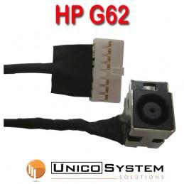 DC Power HP G62 con cavo 17 cm