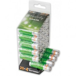 Batterie Stilo AA 24pz Techly