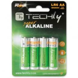 Batterie Stilo AA 4pz LR06...