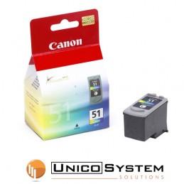 Cartuccia CANON CL-51 Colore
