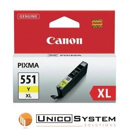Cartuccia CANON CLI551Y XL...