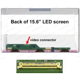 "Display LED 15,6"" 40 pin..."