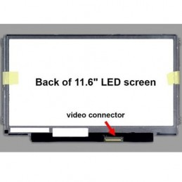 "Display Slim LED 11,6"" 40..."
