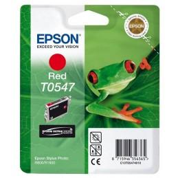 Cartuccia EPSON T0547 Rosso