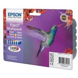 Cartuccia EPSON T0807...