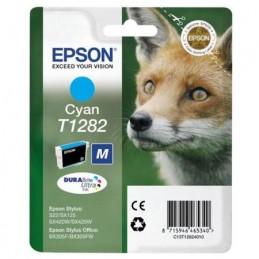 Cartuccia EPSON T1282 Ciano...