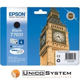 Cartuccia EPSON T7031 Nero
