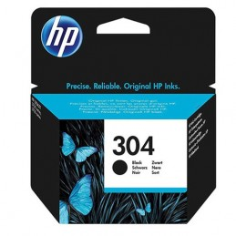 Cartuccia HP 304 N9K06AE Nero
