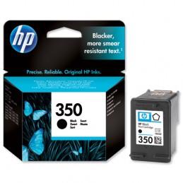 Cartuccia HP 350 CB335EE Nero