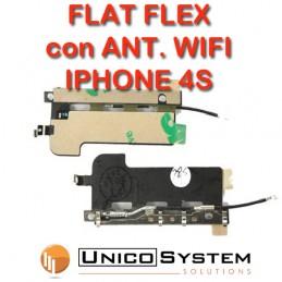 Cavo Flat Flex con antenna...