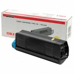 Toner OKI C5200/C5400 Ciano 5K