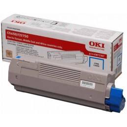 Toner OKI C5650/C5750 Ciano 2K
