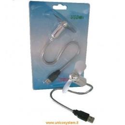 Ventilatore USB con braccio...
