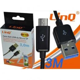 Cavo USB / Micro USB  3 Metri