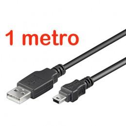 Cavo USB / Mini USB 1 Metro