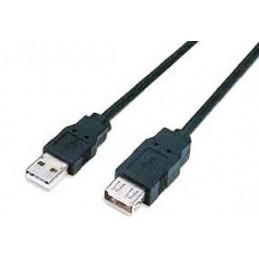 Cavo USB prolunga A-A M-F 1...
