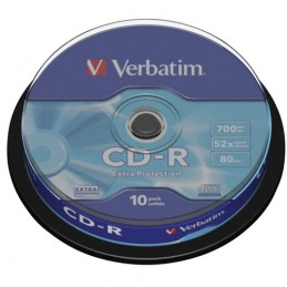 CD Verbatim - CD-R - 700 Mb...