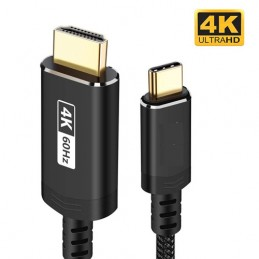 Adattatore Type-C a HDMI 4K...