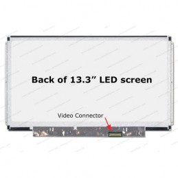 "Display Slim LED 13,3"" 30..."