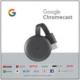 ChromeCast III dispositivo...