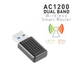Adattatore WiFi USB3 AC...