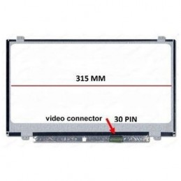 "Display Slim LED 14"" 30 pin..."