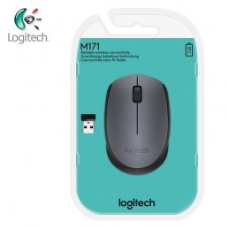 Mouse Wireless M171 Grigio