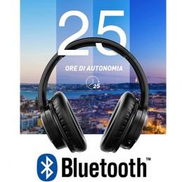 Cuffie Bluetooth con...