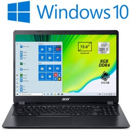 "Notebook 15,6"" ACER Aspire..."