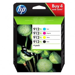 Cartuccia KIT HP 912XL Nero...