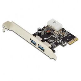 Scheda PCI-e Super Speed...