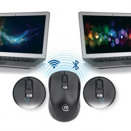 Mouse Dual-Mode Bluetooth e...