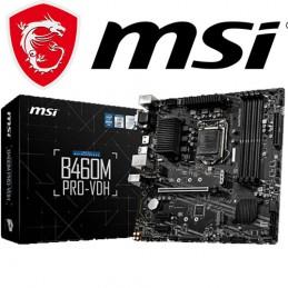 Mainboard MSI B460M PRO-VDH...