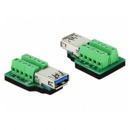 Adattatore USB 3.0 Tipo A...