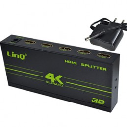 HDMI splitter 4 porte...